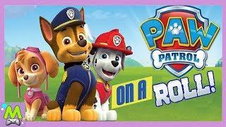 Щенячий Патруль Новые Приключения/Paw Patrol On a Roll!Спасение Зайчиков.Миссия Крепыша