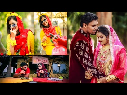 Kerala Muslim Wedding Highlights 2019/Complete video/engagement,haldi,mehndi