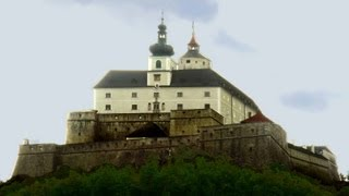preview picture of video 'Austria: Festung Forchtenstein, Barock-Schloss Eisenstadt, Fürst Esterhazy'