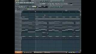 Avicii - Wild Boy-Dance In The Water(fl studio Remake ) Mautt3
