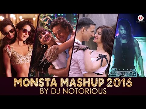 Download Monsta Mashup 2016 | Best of Bollywood | DJ Notorious | Lijo George HD Video