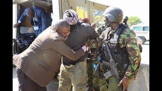 BREAKING NEWS: Deputy President William Ruto's home is under attack by unknown gunmen