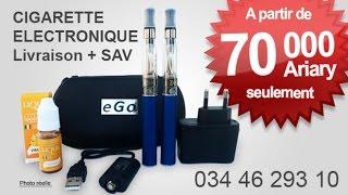 preview picture of video 'Cigarette électronique a Antananarivo Madagascar - Tena mahafaka sigara haingana'