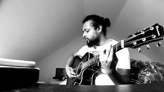 Uyiril thodum | kumbalangi nights | acoustic cover version | malayalam guitar songs | Jais unplugged