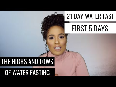 Before Fasting Photos | 21 Day Water Fast | Snake Juice