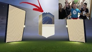 ICON IN A PAAAAAACK!!!!!!!!!! PACK OPENING CON EPIC REACTION + futgalaxy