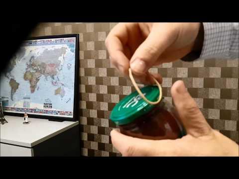 Como abrir un frasco de mermelada en la oficina