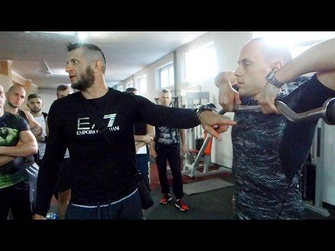 Najbardziej skuteczne ćwiczenia na mięśnie piersiowe mężczyzn