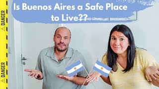 How to Stay Safe in Buenos Aires, Argentina