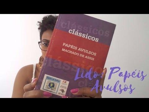 [Resenha] Papéis Avulsos - Machado de Assis