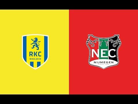 RKC Rooms Katholieke Combinatie Waalwijk 3-0 NEC N...