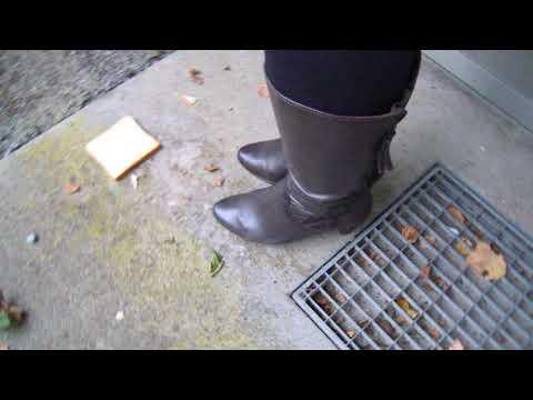 Meine Tamaris Leder Stiefel 2    My Tamaris leather boots 2