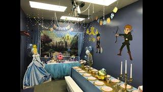 Cinderella Birthday Party Theme | Princesses & Princes Orlando - Ocoee Florida