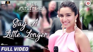 baarish half girlfriend female version mp3 song download