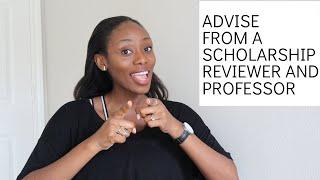 Effective Scholarship Essay | TIPS & TRICKS