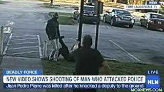 Video Shows Two Cops Different Approach To Dealing With UNARMED Mentally Ill Person