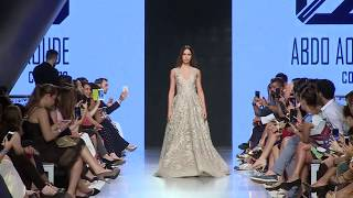 ABDO AOUDI VIDEO READY COUTURE & RESORT 2018