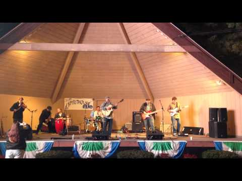 The SpiritHouse Band Live @  The Topsfield Fair 2013
