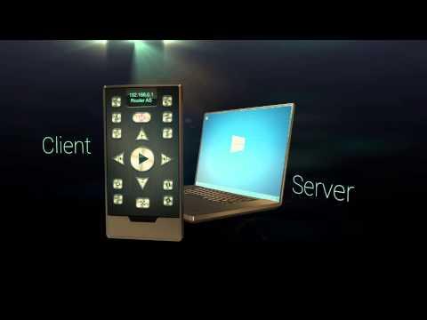 Video of Remote Control PC
