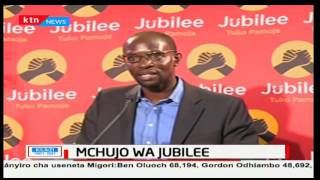 Jubilee National Elections board Chair Andrew Musangi on register irregularitiesJubilee National Ele