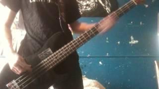 Cherri Bomb Raw Real Bass Cover