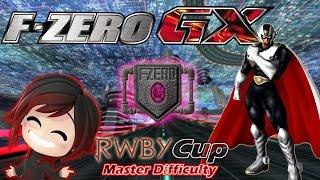 F-Zero GX - Ruby Cup (MASTER CLASS) on Garnet Swallow-Z