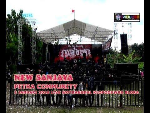 Full album new sanjaya petra community 2018 live wotrangkul klopoduwur