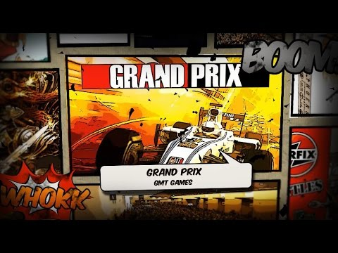 Outside the Box: 'Grand Prix' from GMT Games