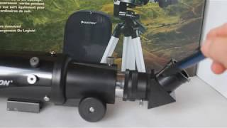 Celestron Travel scope 70. My opinions