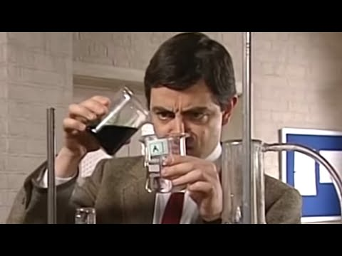 Bad Science | Funny Clip | Classic Mr. Bean