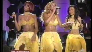 Destiny's Child - Emotions (Live @ Jam In The Park 2001)