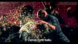 Fun We Are Young ft Janelle Mone (Music Video) Legendado