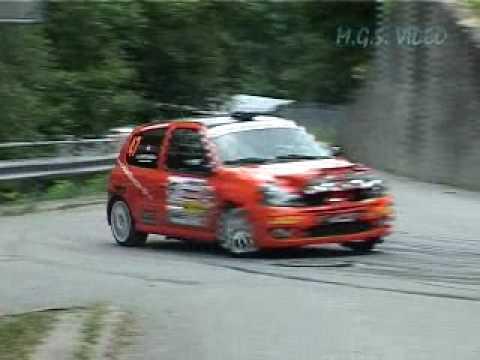Preview video RALLY RONDE DEL TICINO 2009