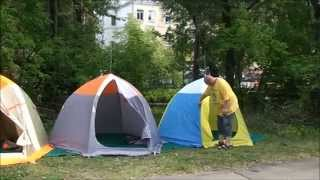 Палатки зимние омуль