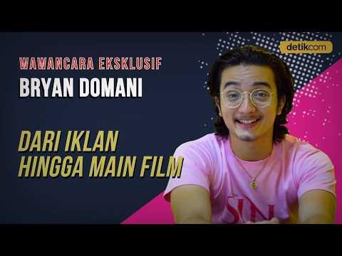Eksklusif! Perjalanan Karier Bryan Domani Sejak Umur 10 Tahun