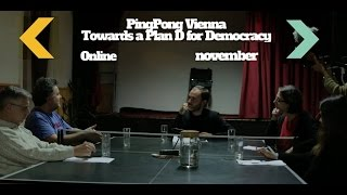 Trailer Towards a Plan 'D' For Democracy in Europe