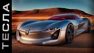 7 авто круче Теслы. Автомобили будущего, электромобили и авто концепты
