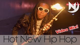 Hot New Hip Hop & Rap Trap Mix August 2018 | Rap Dancehall Urban Black & RnB Mix #63🔥