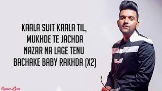 Patola - Guru Randhawa | Blackmail (Lyrics /Lyric Video)