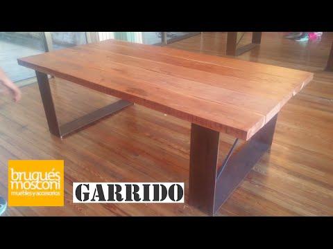 Cómo construir una mesa de comedor
