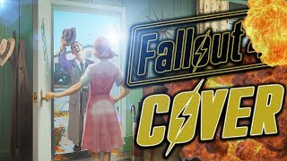 FALLOUT BILLIE HOLIDAY - EASY LIVING COVER