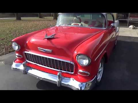 Video of '55 Bel Air - MB7V
