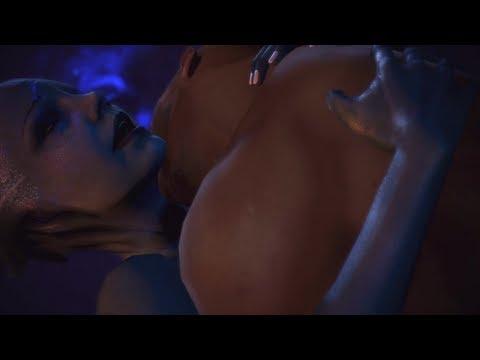 Mass Effect Sex Scene Liara 77