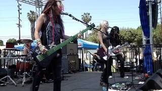 Cherri Bomb - Champfest - The Great Betrayer