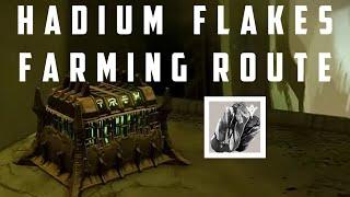 Destiny Best Hadium Flake Farm | Best Farm Spot | Fast Hadium Flakes