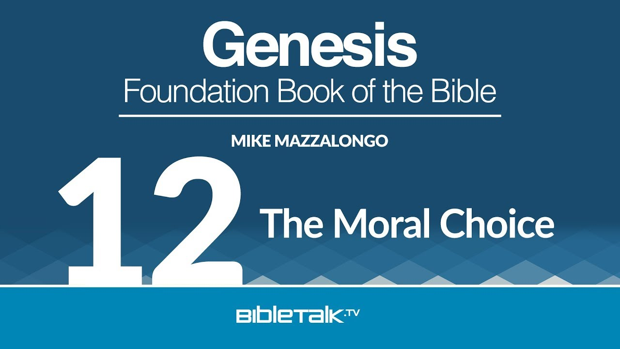 12. The Moral Choice