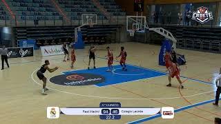 DIRECTO | Huelva, Martes 21 -  Baloncesto - Campeonato De España Cadete Masculino