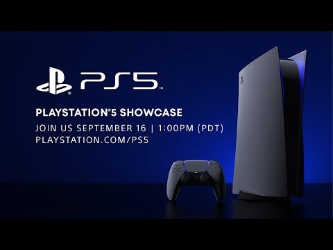생방송: PlayStation 5 쇼케이스, 9월 17일(목)