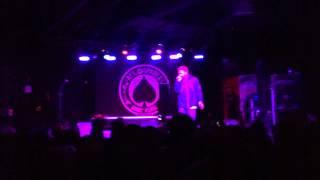 The Garbage Pail Kid Gang Bang - Jonny Craig (LIVE)
