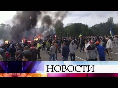 , title : 'Исполняется пять лет со дня трагедии в Одессе, когда были убиты 48 человек.'